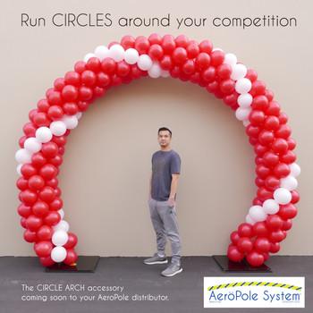 AeroPole System Circle Arch Kit (1 set)