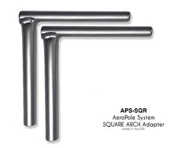 AeroPole System Square Arch Kit (1 set)