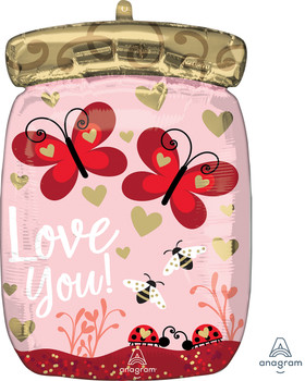 """18""""A Love Bugs and Butterflies Pkg (5 count)"""