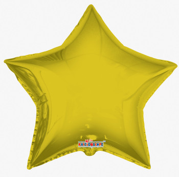 "36""K Star Gold (5 count)"