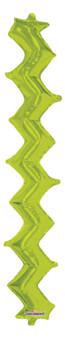 """20""""K Zig Zag Wall Lime Kiwi (5 count)"""