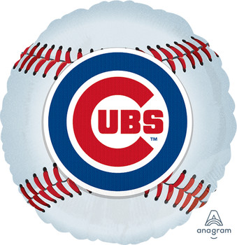 """18""""A Sports, Baseball Chicago Cubs (10 count)"""