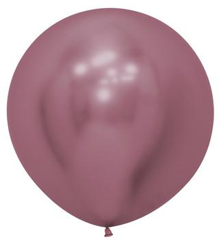 """24""""B Reflex Pink (10 count)"""
