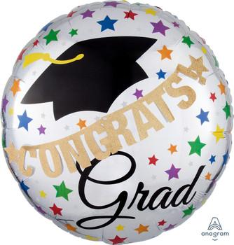 """32""""A Congrats Grad Doo Dads Grad Banner (5 count)"""