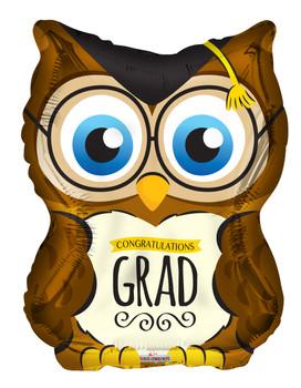 """28""""K Grad Owl (5 count)"""