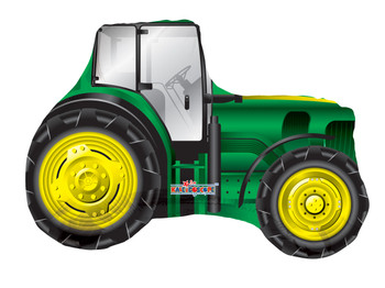"28""K Farm Tractor (5 count)"
