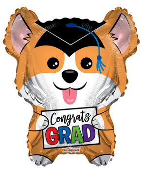 "18""K Grad Dog (10 count)"