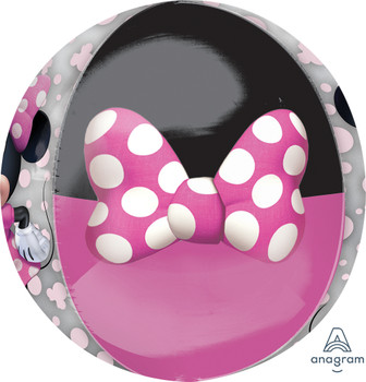 """16""""A Minnie Mouse Orbz Forever Pkg (5 count)"""