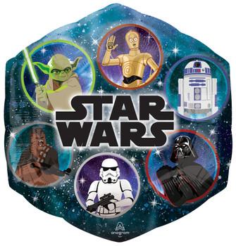 "23""A Star Wars Galaxy (5 count)"