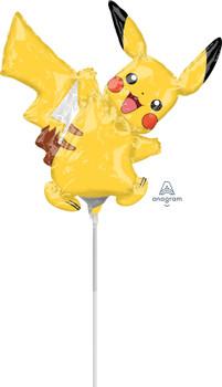 """12""""A Mini Pikachu (10 count)"""
