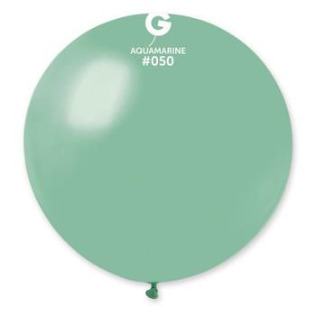 """31""""G Aquamarine #050 ( 1 count)"""