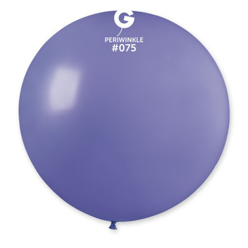 """31""""G Periwinkle #075 ( 1 count)"""