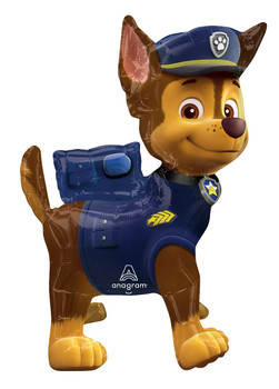"""24""""A Paw Patrol Chase Standing Pkg (5 count)"""