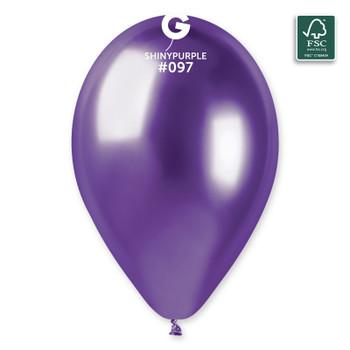 "13""G Shiny Purple #097 (25 count)"