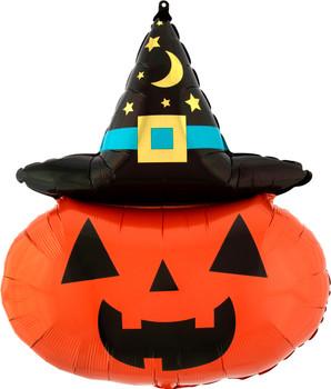 """28""""A Witching Pumpkin Halloween Eve Pkg (5 count)"""