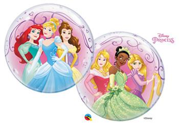 """22""""Q Disney Princess Bubble Pkg (1 count)"""