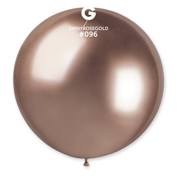 """31""""G Shiny Rose Gold #096 Pkg (1 count)"""