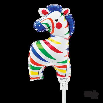"""14""""N Animal Zebra Pkg (1 count)"""