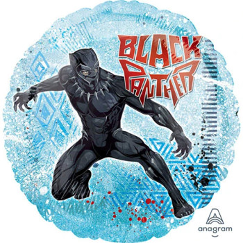 "18""A Black Panther Pkg (5 count)"