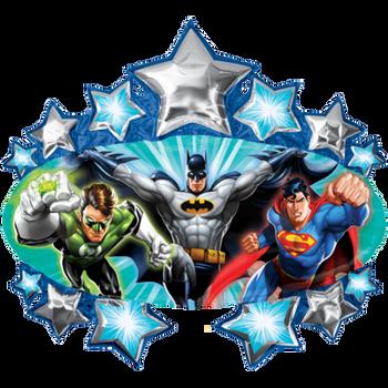 "32""A Justice League (5 count)"