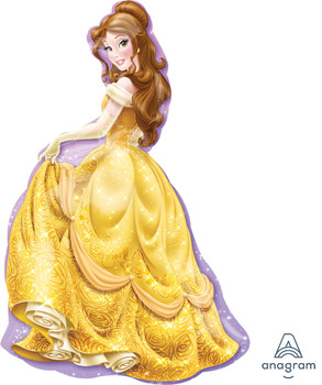 "33""A Princess Belle Body (5 count)"