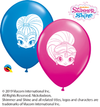 """5""""Q Shimmer and Shine Asst. (100 count)"""