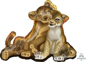 """31""""A Lion King Pkg (5 count)"""