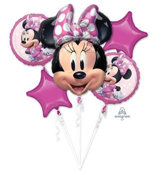 Bouquet Minnie Mouse Forever Pkg (1 count)