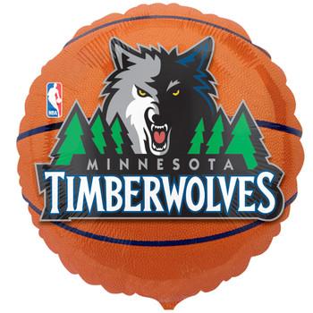 "18""A Basketball NBA Minnesota Timberwolves (10 count)"