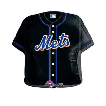 """24""""A Sports Baseball Jersey New York Mets (5 count)"""