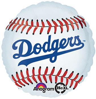 "18""A Sports Baseball LA Dodgers (10 count)"