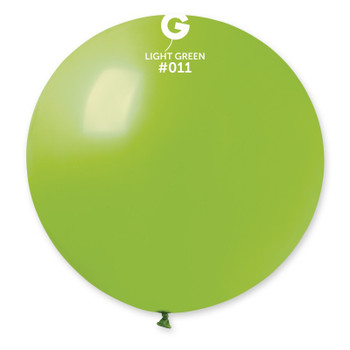 """31""""G Light Green (Lime) #011 (1 count)"""