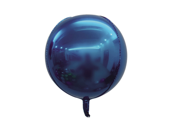 """10"""" Sphere Sapphire Blue (10 count)"""