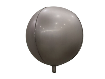 "22"" Sphere Matte Silver (5 count)"