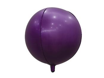 "18"" Sphere Matte Purple (5 count)"