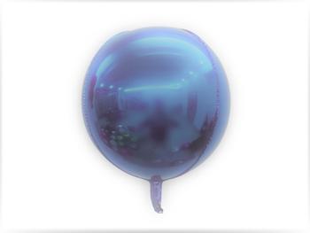 """18"""" Sphere Matte Blue (5 count)"""