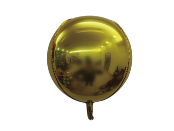 """18"""" Sphere Gold (5 count)"""