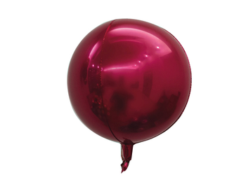 """18"""" Sphere Red (5 count)"""