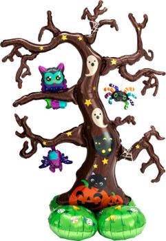 "62""A Airloonz Halloween Creepy Tree Pkg (1 count)"