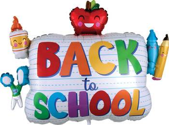"""34""""A Back to School Icons Pkg (5 count)"""