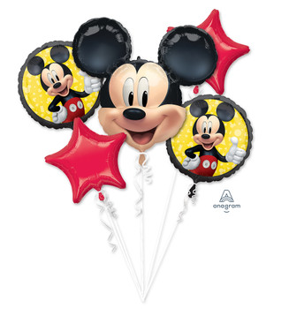 Bouquet Micky Mouse Forever Pkg (1 count)