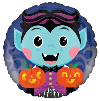"18""A Halloween Cute Vampire (10 count)"