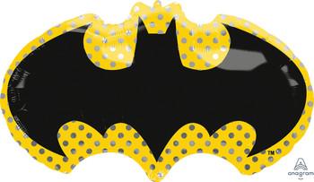 """30""""A Batman Logo Pkg (5 count)"""