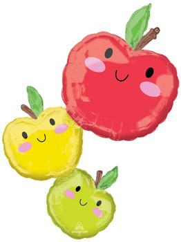 """37""""A Food Apple Stacker Fruit Pkg (5 count)"""