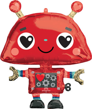 "35""A Robot Body Love Pkg (5 count)"
