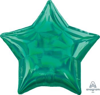 "19""A Star Iridescent Green (10 count)"