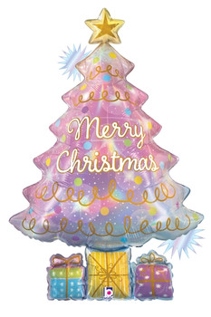 "39""B Christmas Tree Opal Pkg (1 count)"