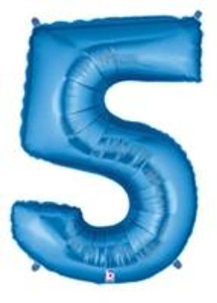 """40""""B Mega, Blue #5(1 count)"""