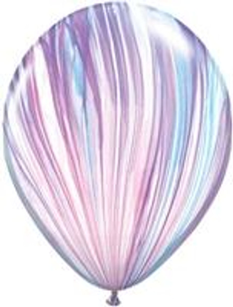 "11""Q Agate, Fashion Rainbow (25 count)"