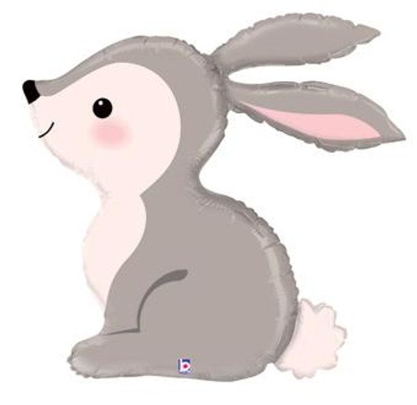 "36""B Animal Woodland Bunny (1 count)"